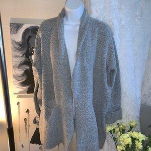 Ann Taylor Loft Open cardigan sweater